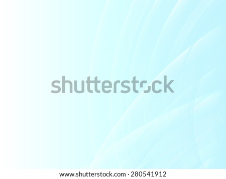 abstract fantasy composition, empty space for text - stock vector