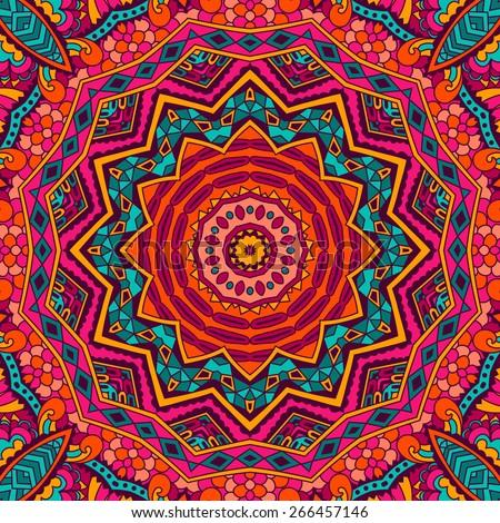 Colorful Mandala Stock Images Royalty Free Images