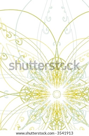 abstract floral background,vector illustration