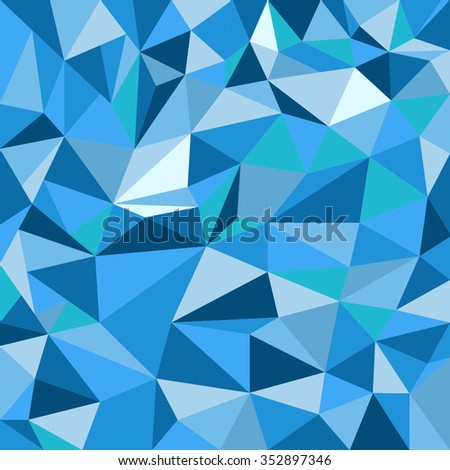 Abstract fractal background, Eps10, vector illustration.