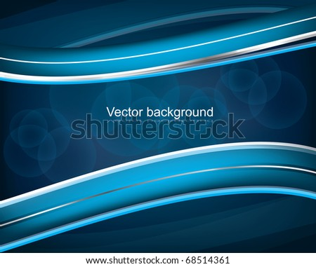 Abstract futuristic background,vector - stock vector