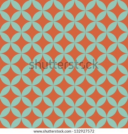 abstract geometric artistic pattern background - stock vector