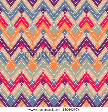 Abstract geometric colorful pattern background. Great for web page background.  - stock vector