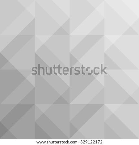 Abstract geometric grey background for design. Vector EPS10