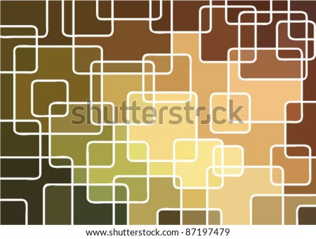 abstract geometric mosaic background