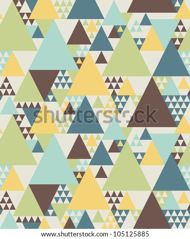 Abstract geometric pattern #2