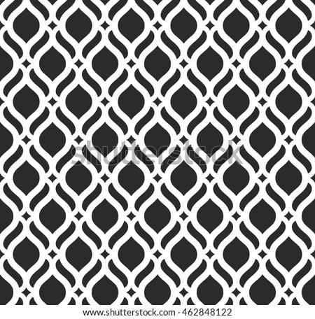 abstract geometric pattern seamless vector background