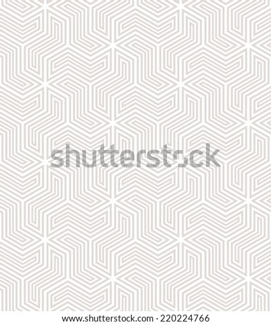 Abstract geometric pattern. A seamless vector background. Gray and white texture.