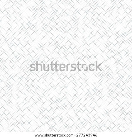 Abstract geometric pattern. Repeating seamless vector background. Gray and white texture. - stock vector