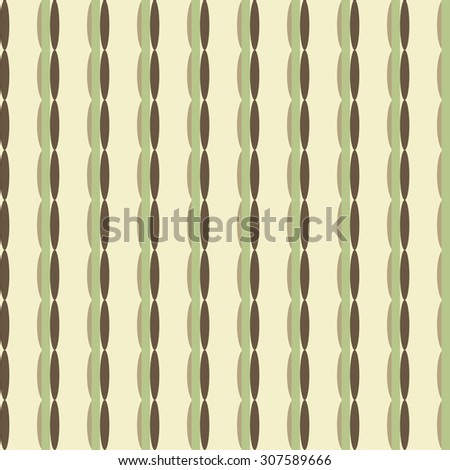 Abstract geometric retro seamless tile. Retro wallpaper texture. Vintage pattern for design uses, web and printed media. Colorful wrapping paper. - stock vector