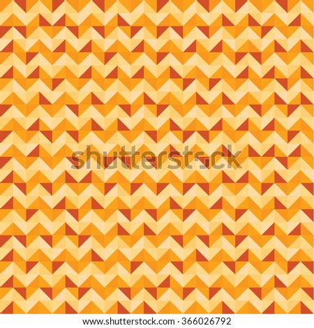 Abstract geometric seamless pattern for leaflets, prints, banners, web design, invitations, mock ups - stock vector