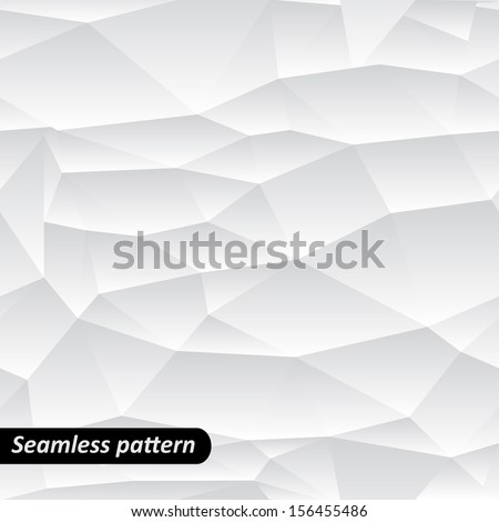 Abstract geometric seamless pattern. Vector illustration EPS 10. - stock vector