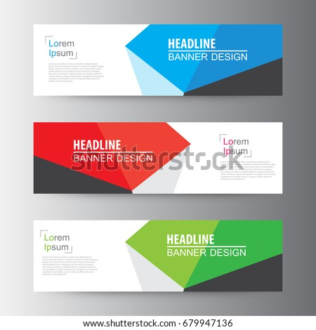 Backdrop design stock images royalty free images vectors abstract geometric vector web banner design background header templates design sale banner template pronofoot35fo Choice Image