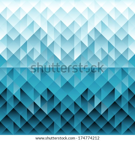 Abstract Geometrical Design  - stock vector