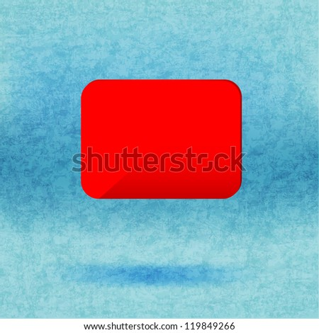 Abstract glossy speech vector background. Eps 10.