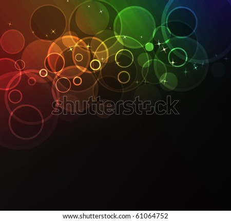 abstract glowing background,eps10 format