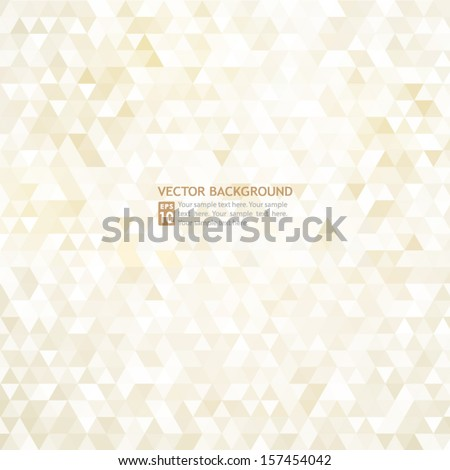 Abstract Gold Background - stock vector