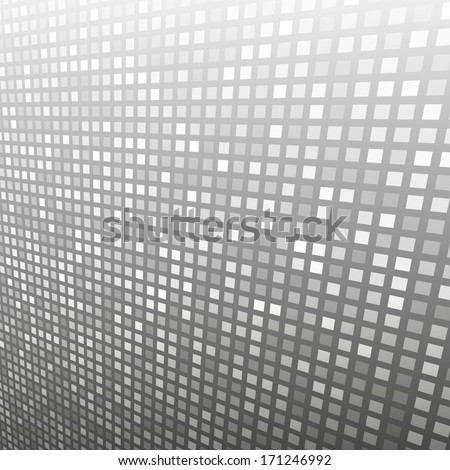 Abstract grid background. Vector eps10 - stock vector