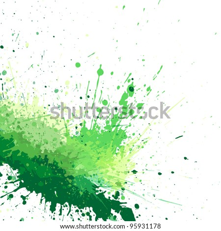 abstract  grunge background, vector EPS10 - stock vector