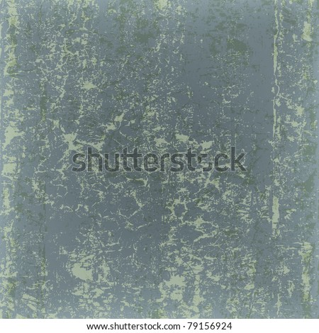 abstract grunge grey background dirty wooden plank - stock vector
