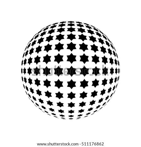 Networks Globe Design 158644343