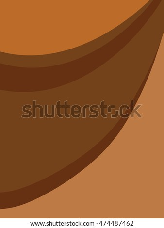 Abstract header wave with vector design. Business background, vector illustration