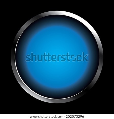 abstract lens  - stock vector