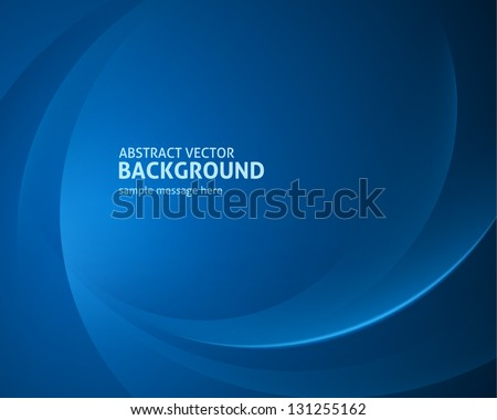 Abstract light vector background