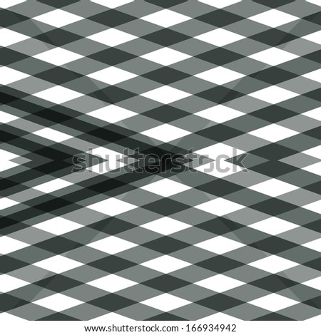 Abstract line background, geometric shapes illustration. - stock vector