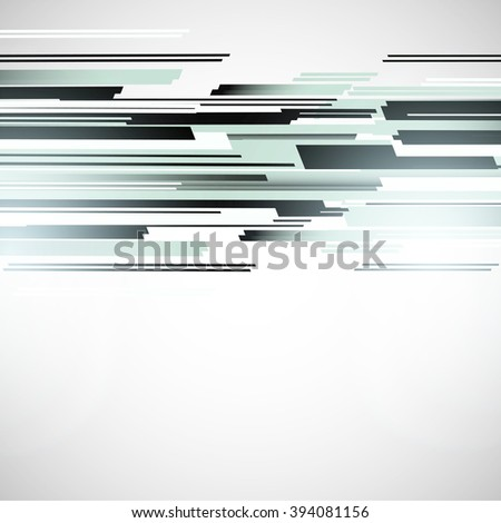 Abstract line pattern background. Vector illustration.