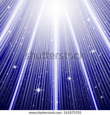 Abstract lines - stock vector