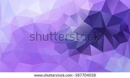 Abstract Low Polygon Shaped Background Triangular Design With Geometric Mosaic For Business Colorful Wallpaper