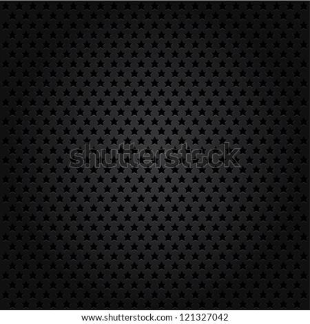 Abstract metallic background, vector illustration - stock vector
