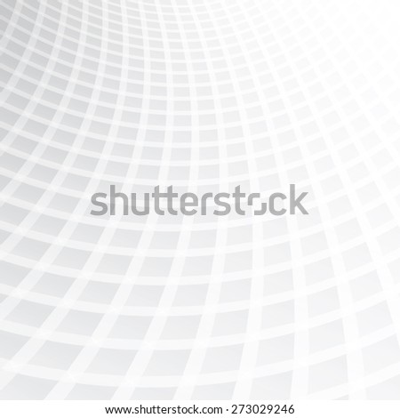 Abstract minimal background with perspective effect - stock vector