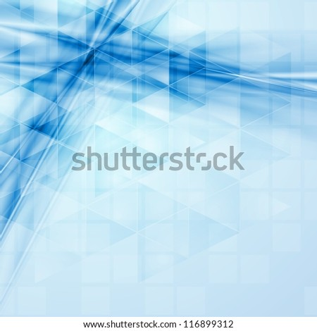 Abstract modern background. Eps 10 vector illustration - stock vector