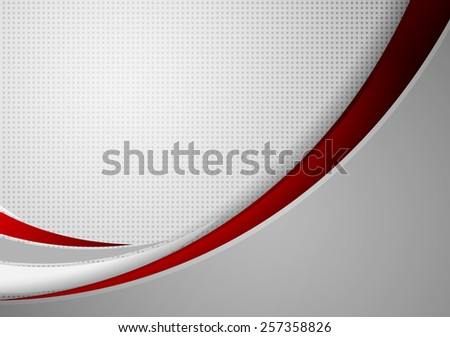 abstract modern corporate vector background with copy space. Eps10