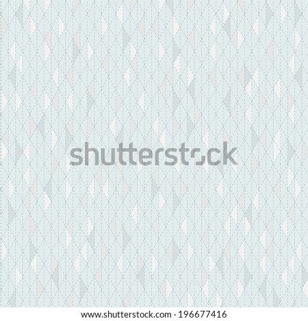 Abstract modern geometric pattern for your design  - stock vector
