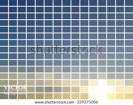 Abstract  mosaic background.Geometric background.Vector illustration.