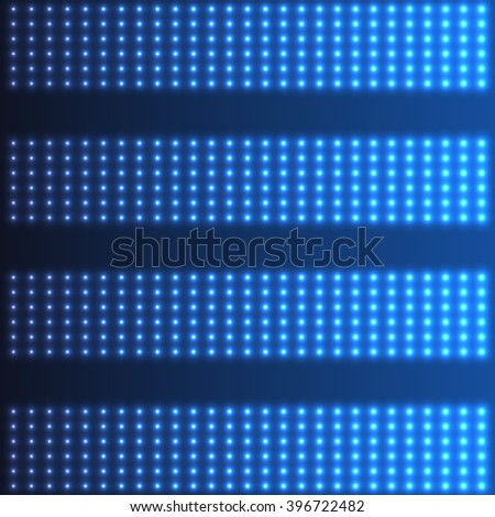 Abstract neon lights background for your design