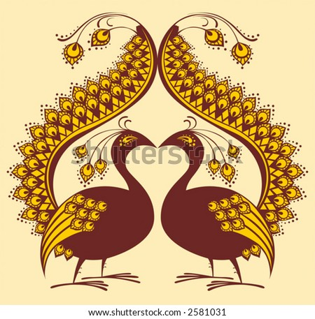 Peacock Clip Art Stock Images, Royalty-Free Images & Vectors ...