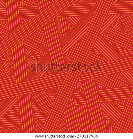 abstract ornamental color illustration with stylized covering  - stock vector