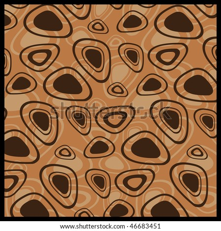 Abstract pattern: gravel - stock vector