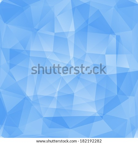 Abstract polygon background. Surface of precious stone - stock vector