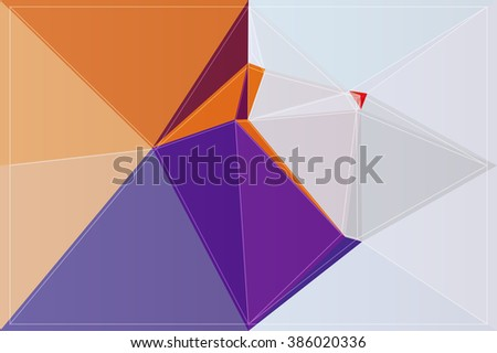 abstract polygon concept triangle graphic shape backdrop