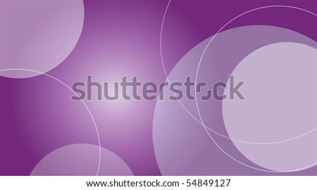 Abstract purple background in editable vector format