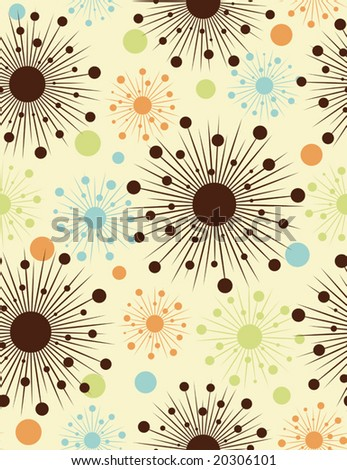Abstract seamless background.  Vector illustration. - stock vector