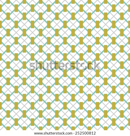 Abstract seamless geometric pattern.Geometry  grid texture.Vintage style texture.Vector illustration