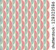Abstract seamless geometric pattern.Vector illustration - stock