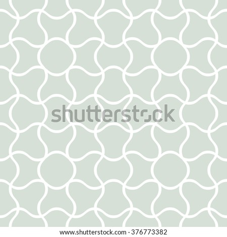Abstract Seamless interlocking repeating pattern, Background, Texture  Vector illustration - stock vector