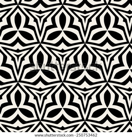 Abstract Seamless Pattern for Background.